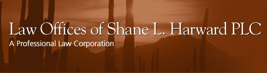 Law Offices of Shane L. Harward PLC